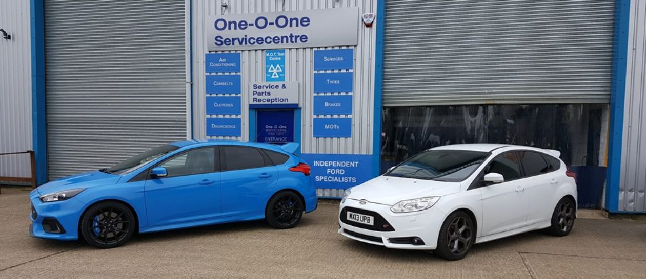 OneOOne Service Centre Independent Ford Specialists - Cool cars service centre